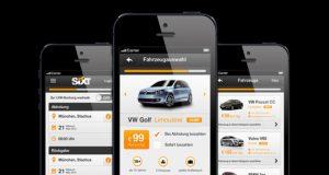 sixt nueva app alquilar compartir coche vtc