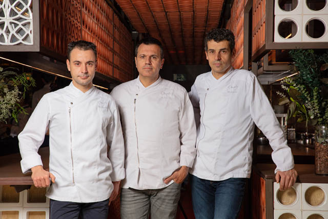Disfrutar_Eduard Xatruch_Oriol Castro y Mateu Casañas