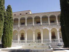 Jardines del Palacio del Infantado
