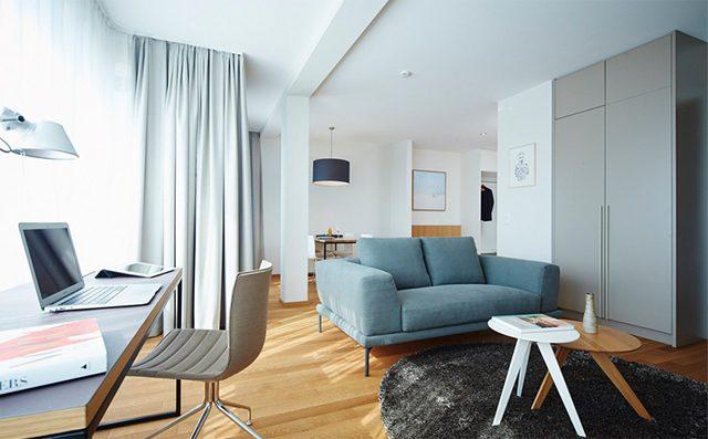 estudio Homelike hoteles apartamentos viajes de negocio
