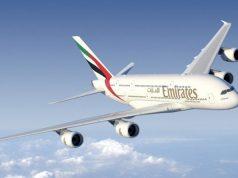 Emirates código compartido LATAM Brasil