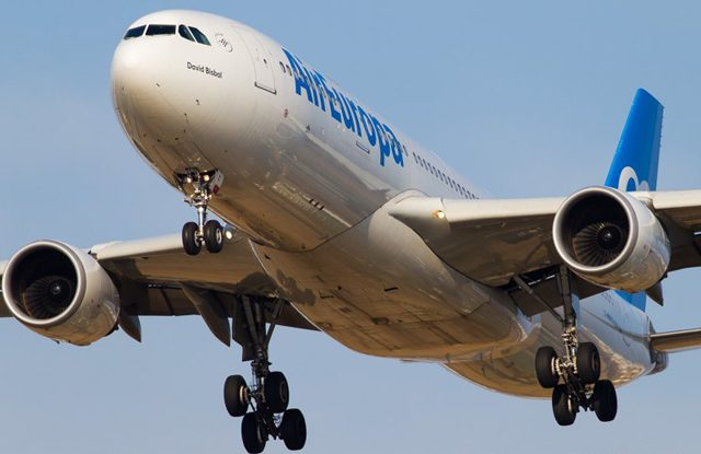 air europa más destinos europeos verano 2019