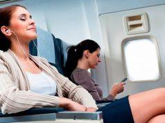 estudio CWT viajeros de negocio equipaje vuelo ventanilla