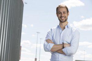 mytaxi free now Jaime Rodríguez de Santiago