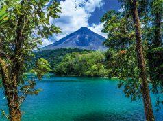 Costa Rica Pura vida 4 elementos