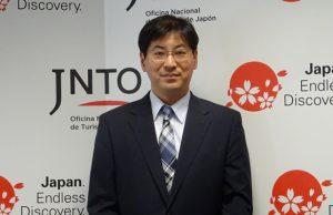 Hisashi Otsuka - Director Ejecutivo de la Oficina JNTO
