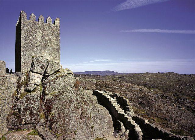 Portugal programa Apoyo M&I Interior+ castillo