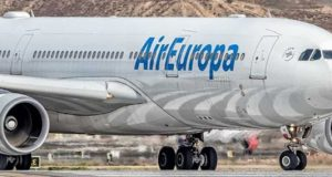 Air Europa Time to fly
