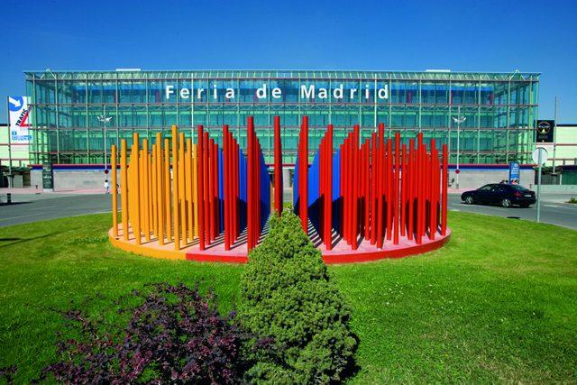 Ifema ampliación centro de convenciones 2 pabellones