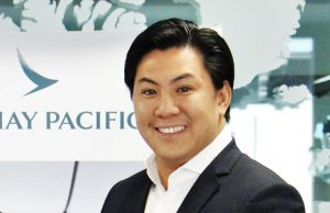 Justin Chang Cathay Pacific
