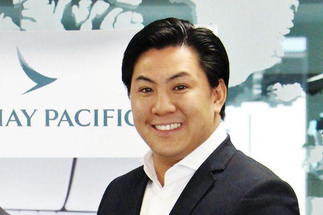Justin Chang Cathay Pacific