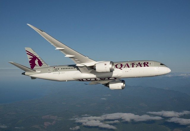 Qatar Airways ruta a Angola