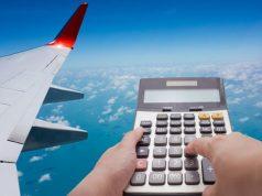 informe CWT tarifas aéreas otoño