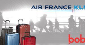 Air France KLM BOB bag on board