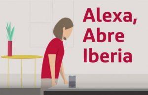 Iberia Alexa