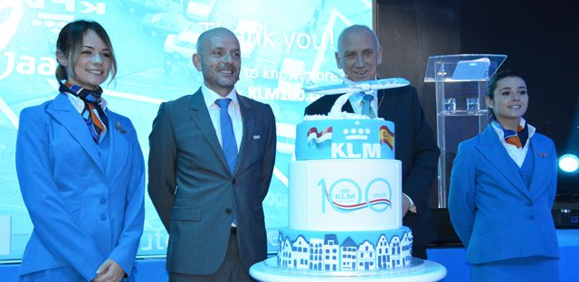 KLM centenario