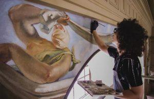 Barceló Hotel Group Santa Catalina Royal Hideaway Hotel rehabilitación obras de arte