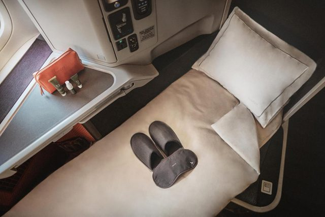Cathay Pacific_business class