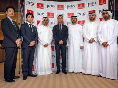 Emirates acuerdo con JNTO Japón