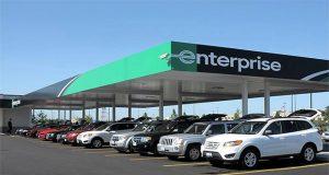 Enterprise rent a car brasil