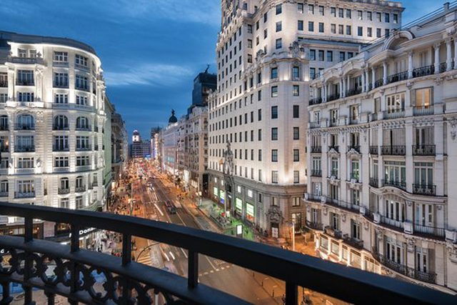 madrid hotel week