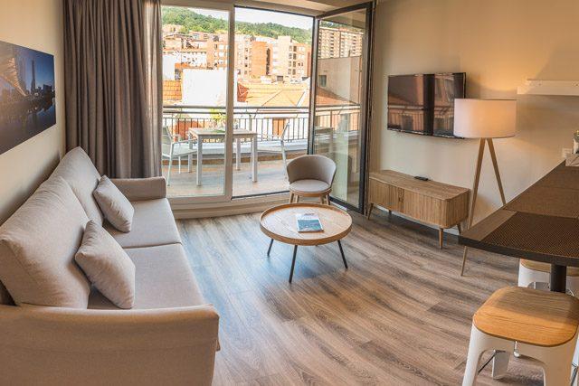 Abba Suites Bilbao City Center