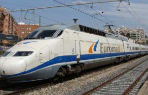 Euromed más rápido