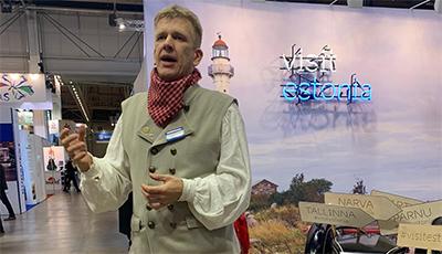 Matka Nordic Travel Fair Estonia país invitado