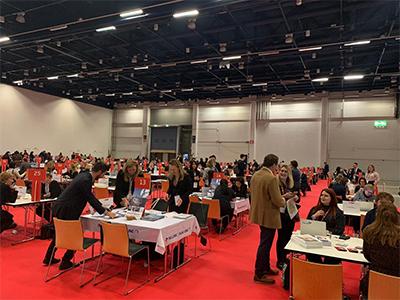 Matka Nordic Travel Fair Workshop