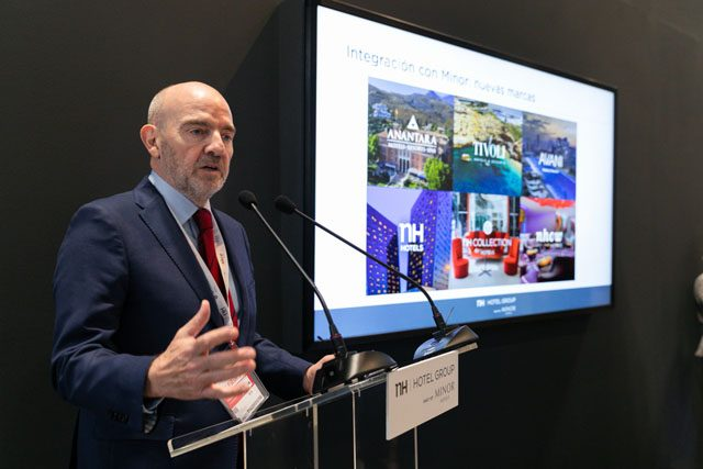 NH Hotel Group Fitur 2020