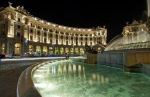 NH Hotel Group apuesta por el segmento lujo-Palazzo Naiada Roma