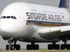 Singapore Airlines donación Australia