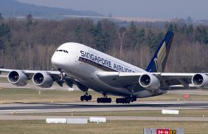 Singapore Airlines más vuelos directos a Barcelona
