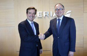 Acuerdo Ifema e Iberia