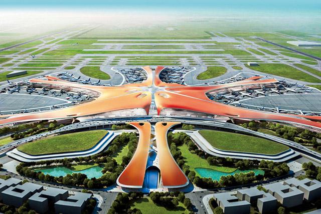 Aeropuerto Pekín-Daxing
