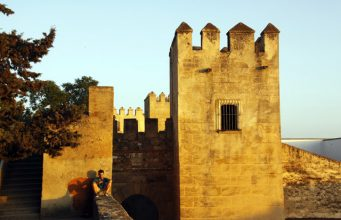 Badajoz. Alcazaba