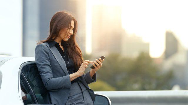 InterRent Click´n Go llave en el móvil
