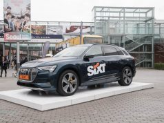 Sixt Audi e-tron
