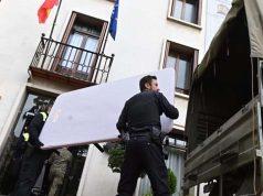 Hoteles Madrid coronavirus