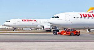 Iberia repatriación de españoles