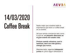 #UnBreakYVolvemos AEVEA coronavirus