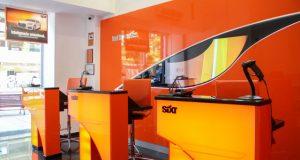 sixt nueva oficina en Barcelona