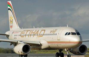 Etihad Airways tecnologia coronavirus aeropuerto