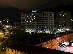 NH Hotel Group corazones ventanas coronavirus