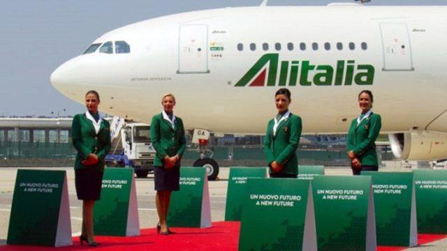 Alitalia madrid y barcelona en junio