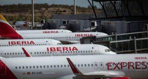 Iberia vuelos julio agosto