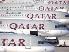 Qatar Airways vuelos para sanitarios