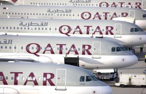 Qatar Airways vuelos para sanitarios