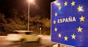 cuarentena al llegar a España