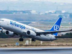 Air Europa vuelos 22 de junio